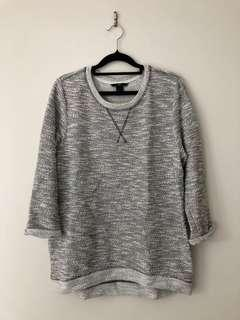H&M Grey Jumper