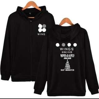 BTS Hooded Sweater