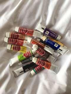 Reeves Gouache Paints