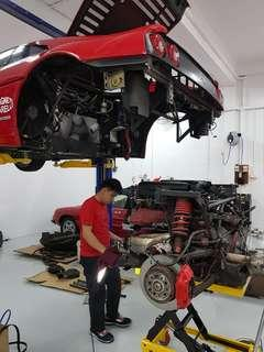 Ferrari and Maserati Private Workshop Service