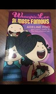 WhoopieLee Almost famous by Adeline Foo
