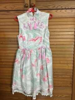 CNY Dress Cheongsam Lolita