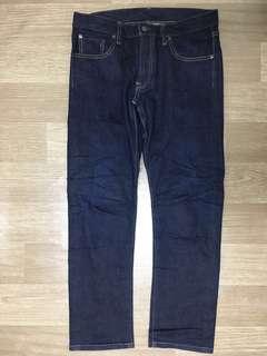 Uniqlo Jeans Selvage