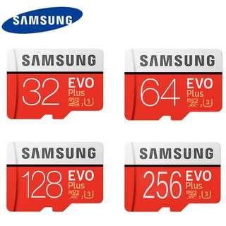 Samsung MicroSD Card