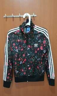 Adidas Floral Jacket size M (without tag)