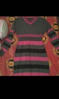 Dress stripe