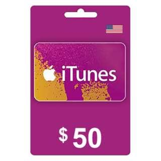 🚚 US iTunes Gift Card