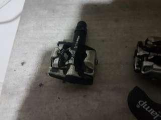 Mtb clipless pedals