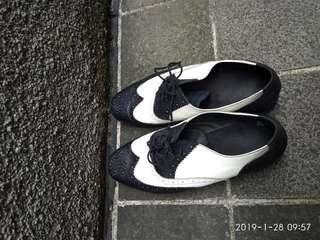 Wingtip brogue redwing docmart hand made boots bekas second sepatu not vans