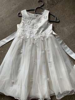 Graduation/ flower girl dress