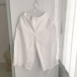 White Cullote
