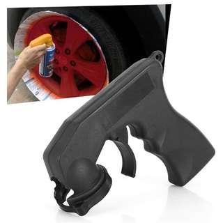 Can spray handle adaptor