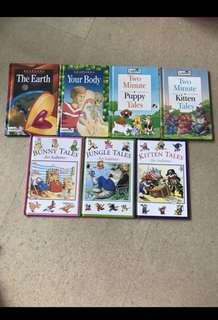 Sales!! Ladybird and buzz books (7 for $8)