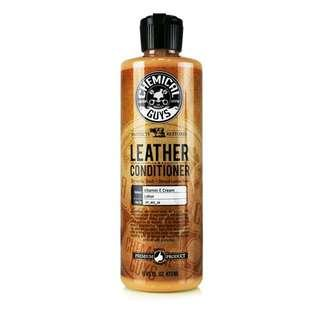 Chemical Guys Leather Conditioner (500ml No Label)