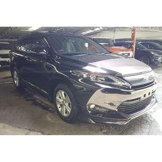 TOYOTA HARRIER 2.0 ELEGANCE PANORAMIC ROOF MODELLISTA BODYKIT (A) OFFER CHY UNREG 14