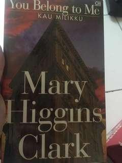 Mary higgins clark you're mine ( kau milikku)