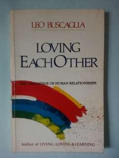 Loving Each Other Book