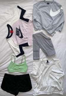 Nike adidas Lorna Jane neu apparel