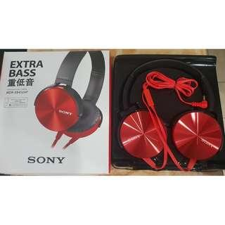 索尼(新力) SONY MDR-XB450AP頭戴式耳機 / 耳罩式耳機