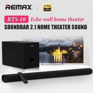 REMAX RTS-10 Audio Soundbar Home Theater