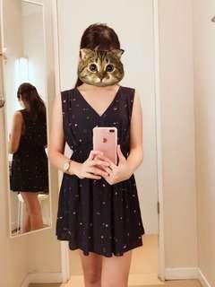 Preloved HnM mini dress size M #onlinesale
