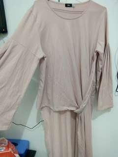 #JAN25 Isla Mode Pink Tunik