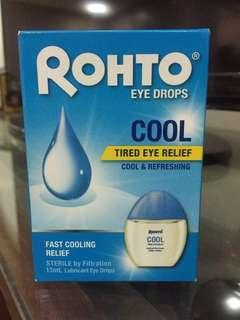Rohto Tired Eye Relief Cooling Drops 13ml