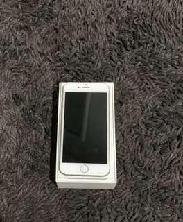 Jual Iphone 6 Silver 64 GB Second