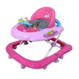 Sweet Heart Paris Baby Walker BW6988 (Pink)