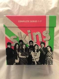 Skins box set