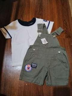 Jumper and Shirt