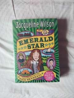 Emerald Star - Jacqueline wilson