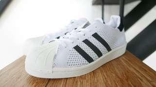 Adidas Originals Superstar Primeknit Boost sizes from 5.5 to 11 US