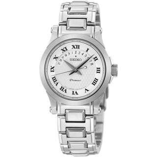 🚚 Seiko Premier Women's Watch