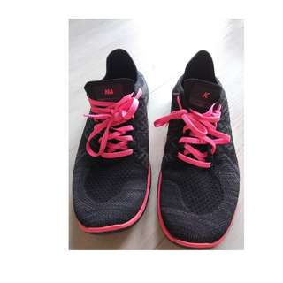 b6667c2faa966 Nike NIKEiD Black Pink Shoes   with intials