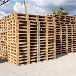 High Quality Kayu Pellet (Pallet for sell)