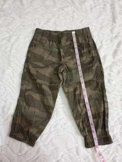 Carter's Camou pants