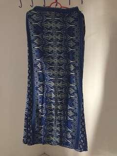 Batik Mermaid Skirt