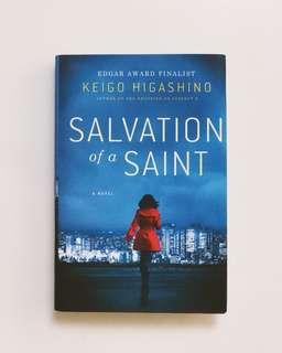 Keigo Higashino - Salvation of A Saint
