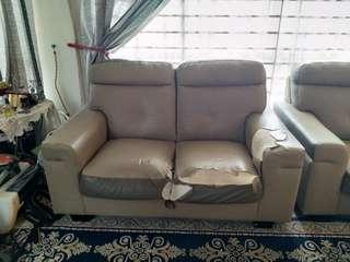 2-seater sofa nego till letgo
