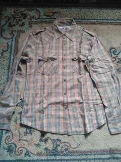 Lee Cooper Flannel ORI Size M