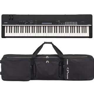 Yamamaha CP4 88-key Stage Piano + $1 padded gig bag with wheels worth $165 (limited to 3 sets only)