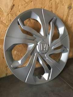 "Original Honda 14"" wheel cap"