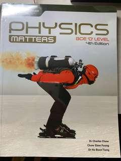 Secondary textbooks