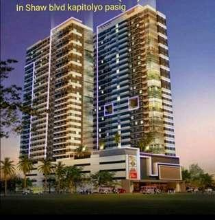 Condominium at shaw ,pasig city