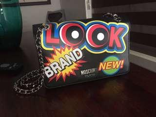 MOSCHINO MILANO LOOK BRAND NEW BAG tote