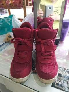 Wedge Rubber Shoes