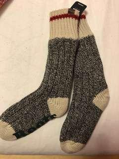 Roots Cabin Lounge Sock
