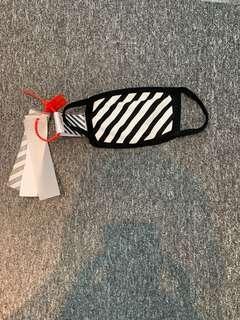 Off White Off-White Face Mask Pita style Virgil Abloh