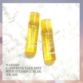 Wardah c defence face mist
